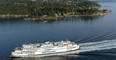 half price seniors fare a bonus for b c ferries