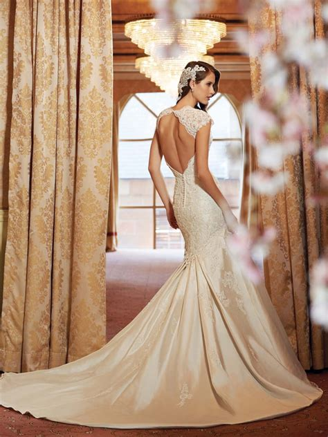 silk backless wedding dresses dress journal