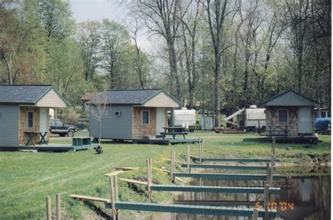Fishing Cabins In by Oneida Lake Fishing