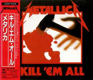 Cd Metallica Magnetic Made In Japan metallica kill em all encyclopaedia metallum the