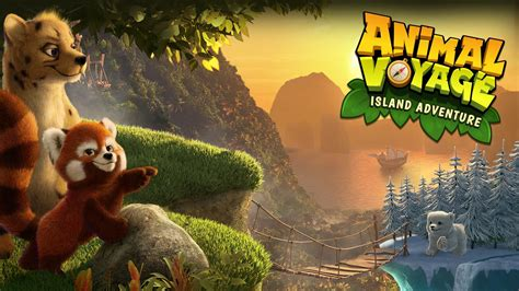 Gamis Silang animal voyage island adventure android apps on play
