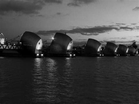 when will the thames barrier need replacing thames barrier history docklands photography