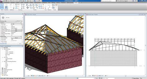 revit roof tutorial 2013 revit 2013 roof framing extension autodesk revit structure