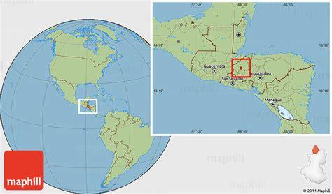 honduras location on world map savanna style location map of lepaera