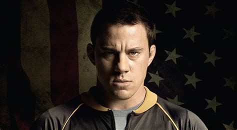 foxcatcher sony pictures classics channing tatum stars in poster and trailer for foxcatcher