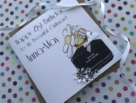 Handmade Personalised Cards Uk - handmade personalised birthday cards by pinkandposh co