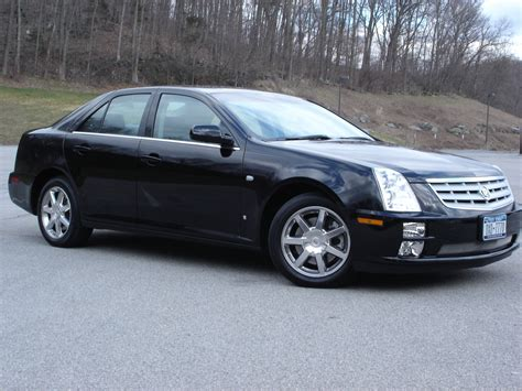 2007 cadillac sts overview cargurus