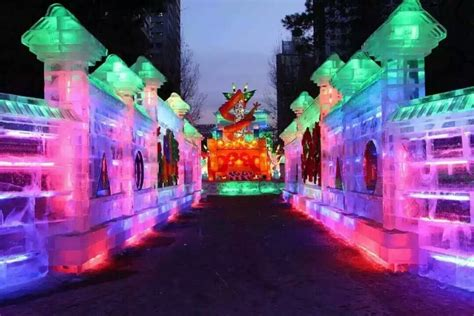 harbin snow and ice festival 2017 china harbin ice snow festival 2017