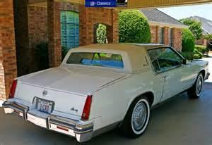 80 Cadillac Eldorado 1980 Eldorado Matt Garrett