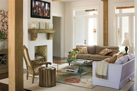 southern style living rooms mix and match patterns 106 living room decorating ideas