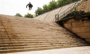 Ali Boulala 50 Stairs by Aaron Quot Jaws Quot Homoki Conquers The Infamous Lyon 25 Stair Set