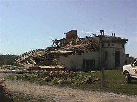 Door County Weather by August 23 1998 Door County Tornado