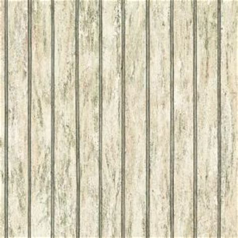 the wallpaper company 56 sq ft beige bead board