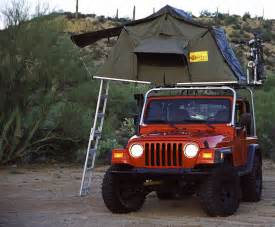 Roof Rack Tent Jeep Jeep Wrangler Storage Rack Car Interior Design