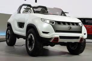 Auto Suzuki 2016 Suzuki Jimny Cabrio Fj Pictures Information And