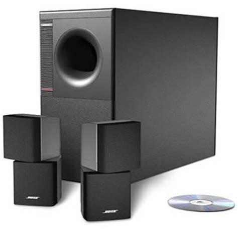 bose acoustimass  series iii speaker system