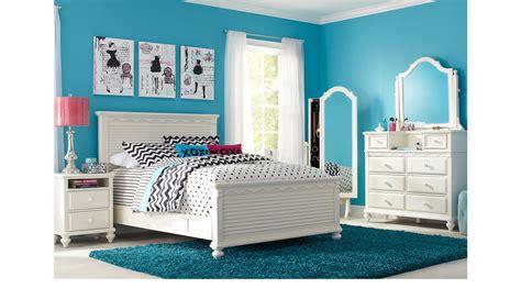 belcourt jr white 5 pc full panel bedroom teen bedroom emma s escape white 4 pc full panel bedroom 9 drawer dresser
