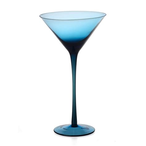 Handmade Martini Glasses - martini glass disposable handmade colored martini