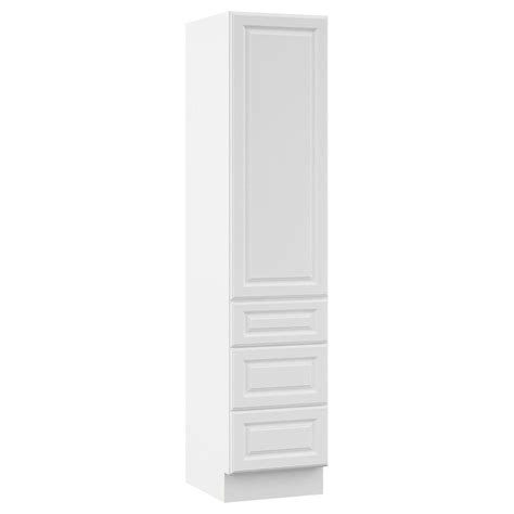white linen cabinet for bathroom masterbath cambridge 18 in w x 81 in h x 21 1 2 in d