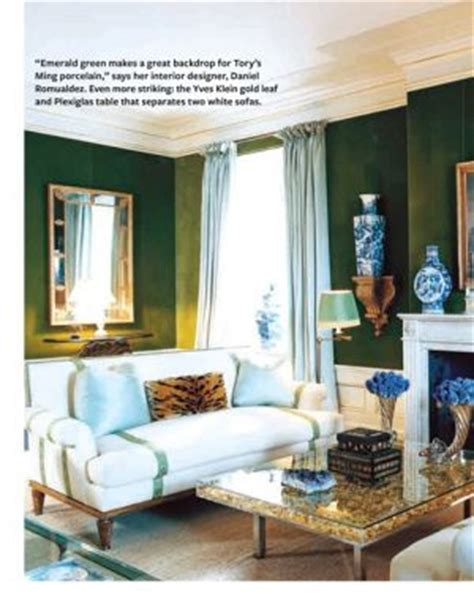 famous folk at home tory burch in her manhattan apartment tory burch home www pixshark com images galleries with
