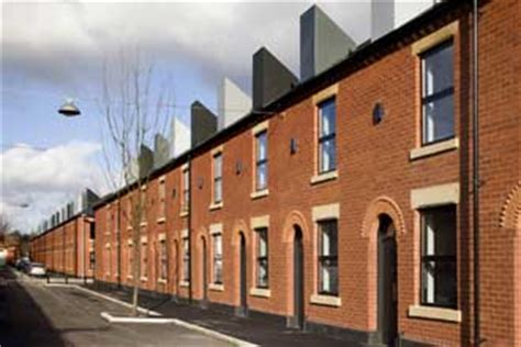 chimney pot park langworthy homes salford  architect