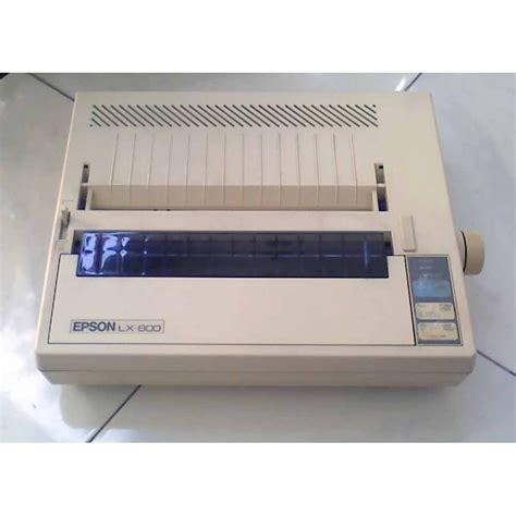 Printer Epson Lx 800 epson lx 800 80 vintage toys