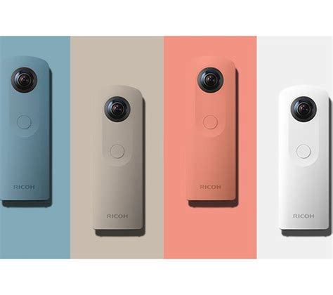 Ricoh Theta Sc Beige By Fujishopid buy ricoh theta sc 360 beige free delivery currys