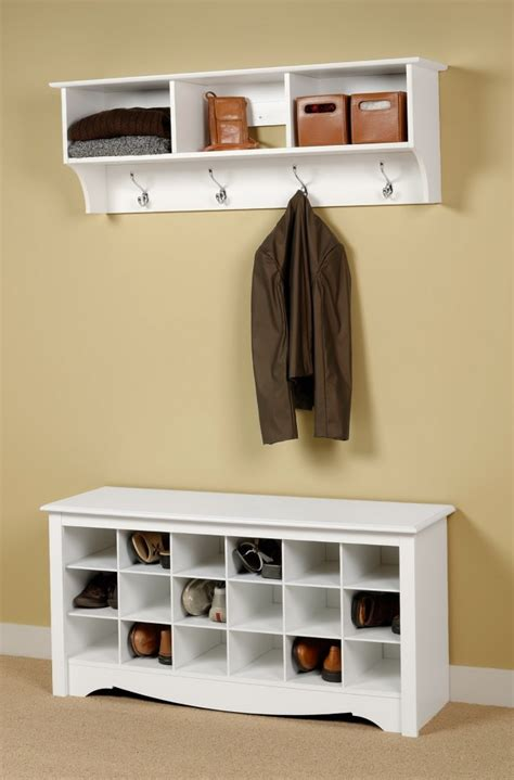 Entryway Shoe And Coat Storage Entryway Bench With Coat Rack And Shoe Storage Home