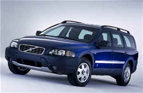 blue volvo station wagon 2002 volvo v70 wagon ocean race autos post