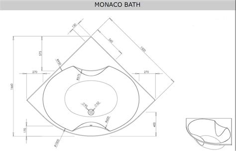 bathroom vanity dimensions monaco corner bath