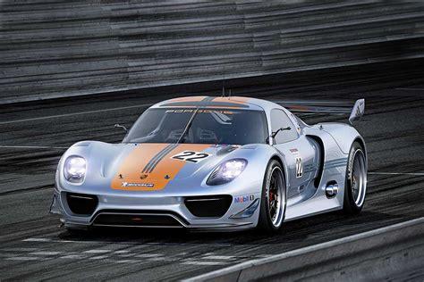 Porsche 918 Tuning by Porsche 918 Rsr Renn Hybrider Auto Tuning News