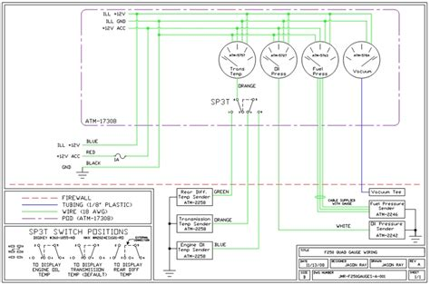 glowshift gauges wiring diagram wiring diagram and