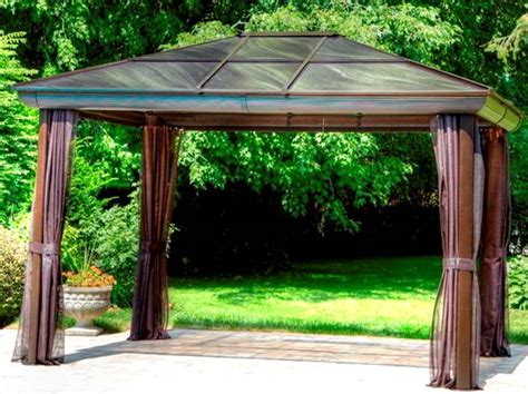 12 By 14 Gazebo 4 Reasons Why 12 X 14 Gazebo Is The Best Decoration For
