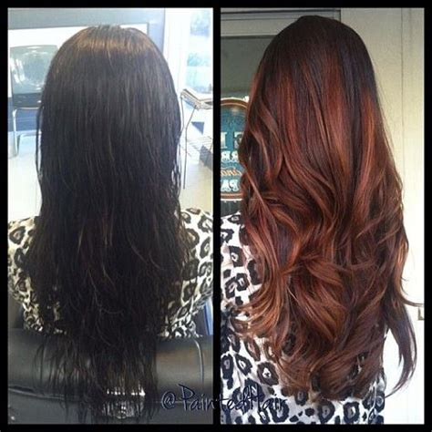 before and after black haircuts before after black to brown hairstyles how to