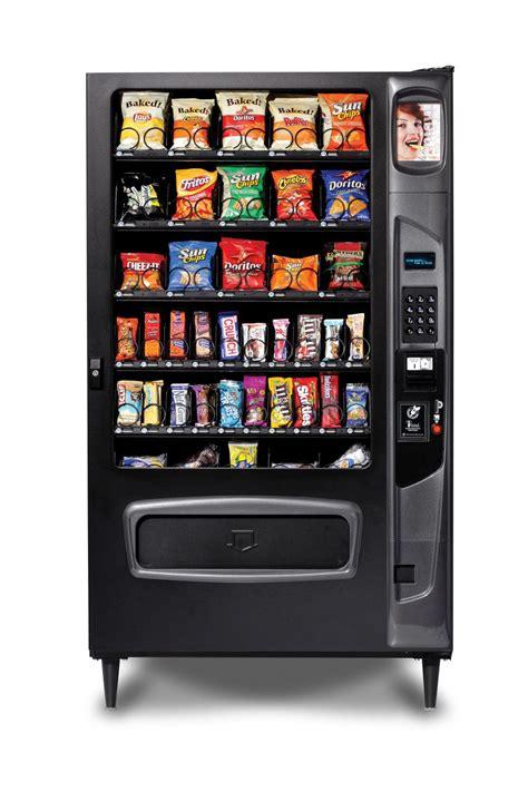 selection snack executive vending machine snack