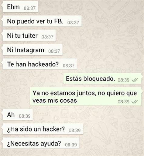 imágenes graciosas conversaciones de whatsapp chistes de chat im 225 genes divertidas de conversaciones de whatsapp