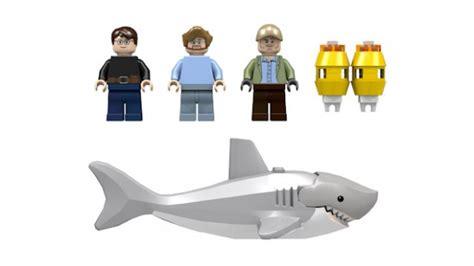 hooper we re gonna need a bigger boat lego jaws set hits cuusoo we re gonna need a bigger boat