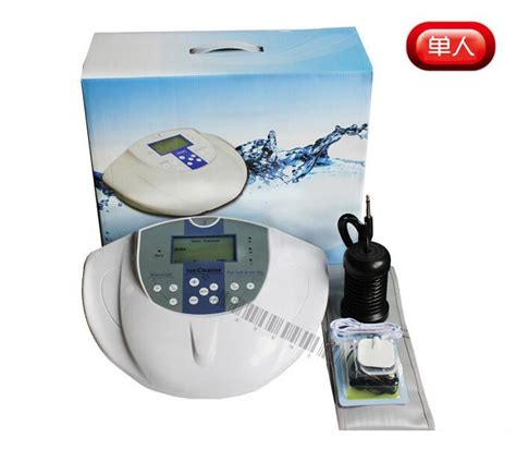 Detox Foot Bath Service by 2015 Far Infrared Detox Spa Bath New Ion Ionic Detox Foot