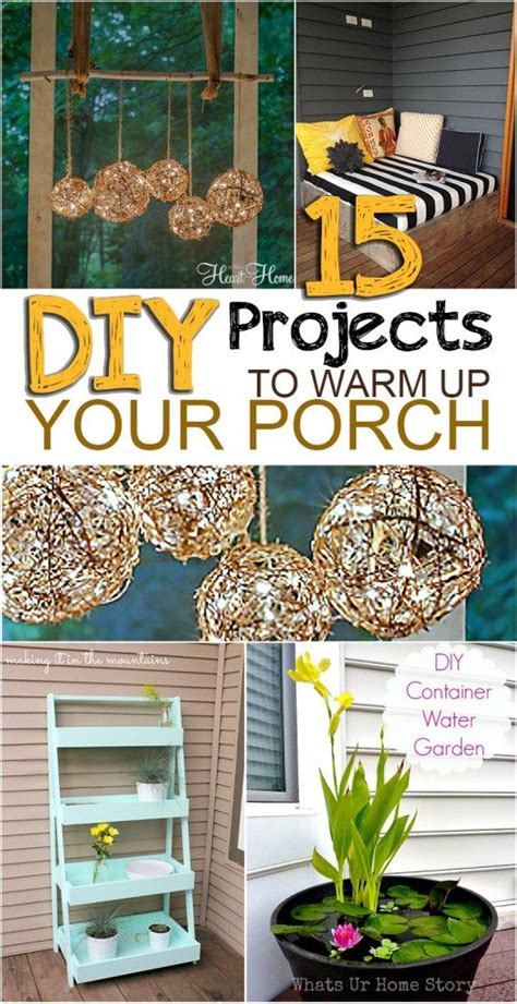 diy home decor ideas the grant life diy projects to warm up your front porch por on diy porch