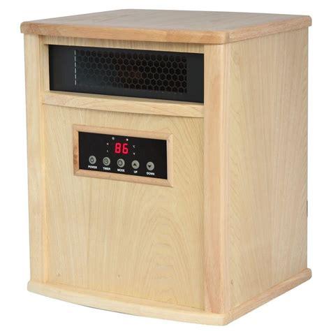 american comfort heater american comfort titanium 1500 watt infrared electric