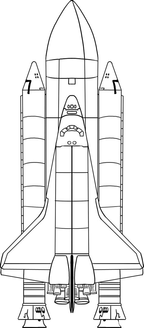 Space Shuttle Challenger Coloring Page Page 3 Pics Space Shuttle Coloring Pages
