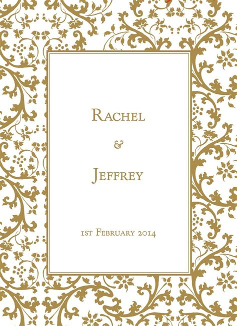 Wedding Border Gold by 129 Best Invitaciones Images On Invitations