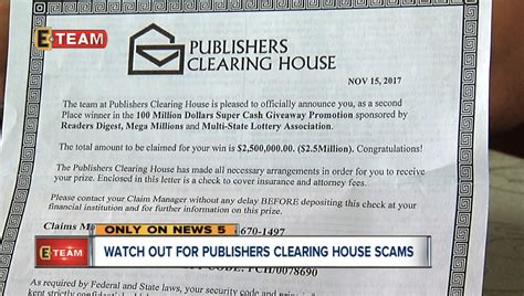 Publishing Clearing House Payments - publishers clearing house payment 28 images publishers clearing house model