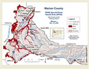 oregon flood maps marion county