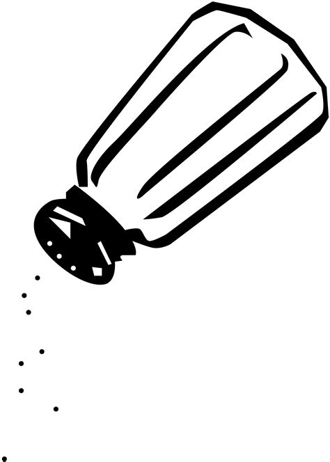 shaker clip art salt and pepper shaker clipart clipart suggest