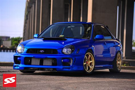 Twin Turbo 2002 Subaru Wrx Twinning Is Winning