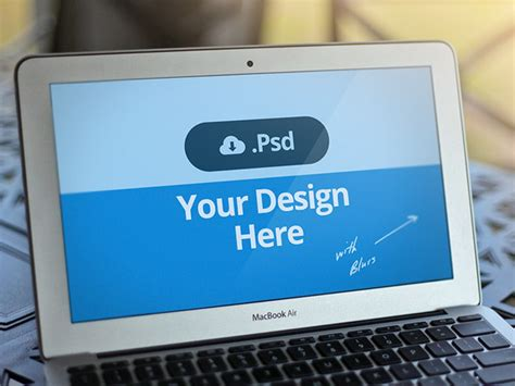 laptop psd template 40 free mockup templates to present your ui designs