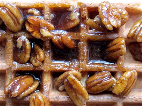 jim gaffigan waffle house maple pecan waffles the wright recipes