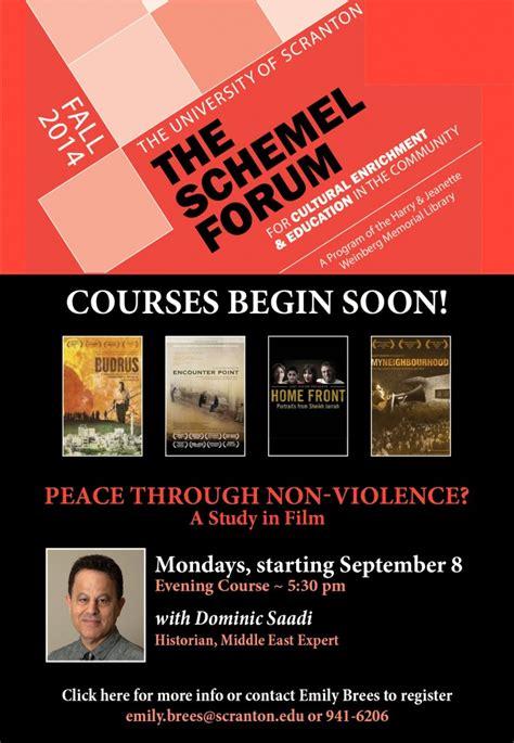 the schemel forum schemel forum courses begin soon uofslibrary news