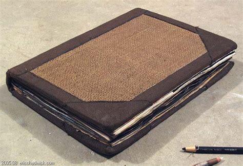 make your own sketchbook bind your own sketchbook